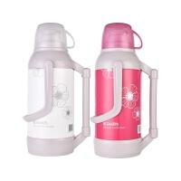 热水瓶家用开水瓶保温壶玻璃内胆暖水瓶学生用