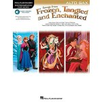 【预订】Songs from Frozen, Tangled and Enchanted: Alto Sax 9781