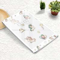 新款2018iPad5彩膜mini迷你4苹果6平板Pro9.7英寸air3钢化1贴膜2 Mini1/2/3 白