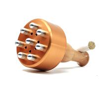 洪太温灸器磁疗艾灸棒经络刷理疗仪刮痧按摩器多功能艾条柱盒