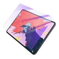 【两张装】新款iPad Pro钢化膜 11英寸/12.9英寸 ipadpro钢化膜 钢化玻璃膜保护膜贴膜抗蓝光膜防指纹