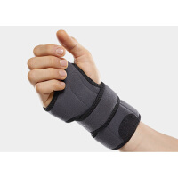 户外运动护腕女手腕扭伤骨折康复鼠标手支撑固定护腕男