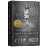 正版 怪屋女孩 佩小姐的奇幻城堡英文原版小说 Miss Peregrine's Home For Peculiar C