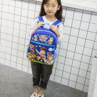 小学生书包女孩米奇2儿童1-3年级4护脊5双肩背包6-12周岁男