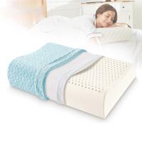 佳奥泰国天然乳胶枕呵护颈椎枕头成人乳胶枕头枕芯