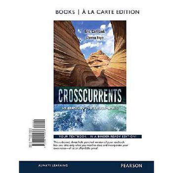 【预订】Crosscurrents: Readings in the Disciplines, Books a la Carte Edition 美国库房发货,通常付款后3-5周到货!