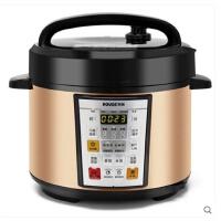 电压力锅6L智能大容量双胆电力高压锅饭煲家用