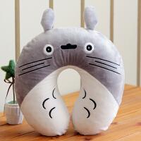 ???猫咪乳胶U型枕头环形乳胶枕护颈枕颈椎枕汽车枕午睡枕