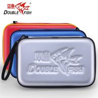 双鱼G型乒乓球拍套硬质拍盒耐磨防水强度高男女乒乓球包运动包