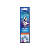 美国直邮 欧乐B 迪士尼冰雪奇缘儿童替换电动牙刷刷头 3支装 海外购