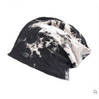 棉质街舞光头头巾帽帽子男女嘻哈套头帽时尚骑行包头帽月子帽