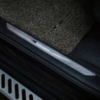 适用于宝马X5X6改装装饰专用踏板免接线led带灯发光迎宾踏板门槛条