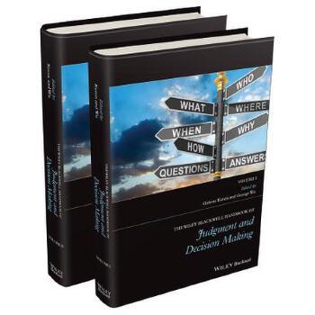 【预订】The Wiley Blackwell Handbook of Judgment and Decision Making 9781118468395 美国库房发货,通常付款后3-5周到货!