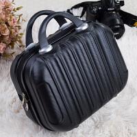 行李箱可爱小旅行箱迷你手提包女化妆包箱包14寸