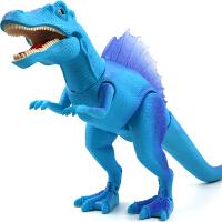遥控智能霸王龙仿真动物模型音乐机器人男孩儿童电动恐龙玩具