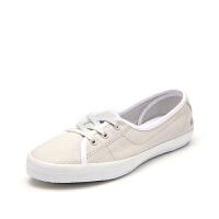 Lacoste法国鳄鱼女鞋百搭轻便舒适休闲小白鞋 7-31SPW0034