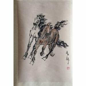 刘勃舒 《双马》