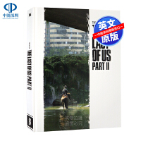 现货英文原版 最后生还者2 游戏艺术设定集 The Art of the Last of Us Part II PS4游
