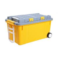 汽车置物箱车载收纳箱 塑料整理箱车用储物箱支持一件