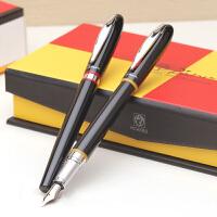 毕加索907蒙马特创意学生练字书写钢笔免费刻字墨水笔男女礼品宝珠笔/签字水笔
