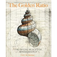 英文原版 黄金比例:数学的神圣之美 精装 The Golden Ratio: The Divine Beauty of