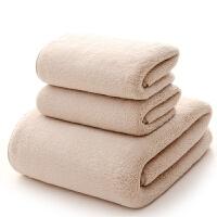 浴巾个性纯棉女家用抹胸比柔软儿童吸水加大加厚毛巾 70x140cm