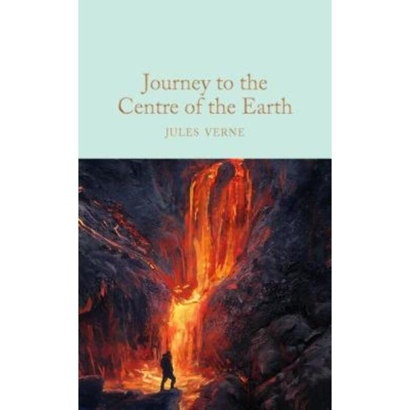 Collectors Library系列:地心历险记 英文原版 Journey to the Centre of the Earth 科幻小说 Jules Verne