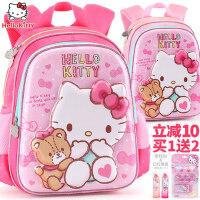 凯蒂猫书包幼儿园女童可爱女孩学前班大班3-6岁宝宝儿童双肩背包5