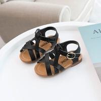 宝宝凉鞋公主鞋1-3岁女童儿童鞋子0-2婴幼儿舞蹈鞋软底小童学步鞋