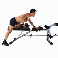 哑铃凳多功能仰卧板健腹板健身椅家用卧推凳腹肌训练器材