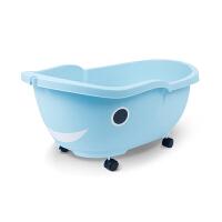 加厚婴儿浴盆宝宝洗澡盆儿童洗澡桶新生儿沐浴盆