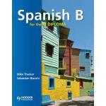 【预订】Spanish for the Ib. Language B 9781444146400