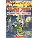 Cat and Mouse in a Haunted House(Geronimo Stilton #03)老鼠记者3ISBN9780439559652
