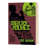 福尔摩斯历险记 进一步冒险 英文原版 The Further Adventures of Sherlock Holmes