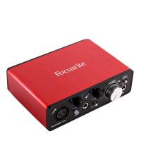 ?Focusrite Solo二代��I��X外置USB��唱�音配音�卡 �D片色