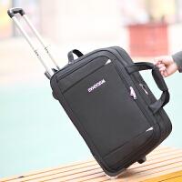 3件7折旅行包女手提拉杆包男大容量行李包防水折叠登机包潮新韩版旅游包