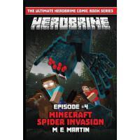 【预订】Herobrine Episode 4: Minecraft Spider