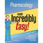 【预订】Pharmacology Made Incredibly Easy (Incredibly Easy! Ser
