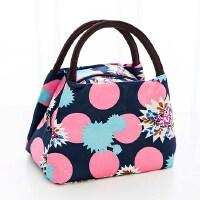 可爱手提包包袋女士防水妈妈包上班小手拎包袋子帆布小号