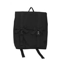 韩版日系软妹原宿可爱蝴蝶结帆布双肩书包旅行背包电脑包学生背包