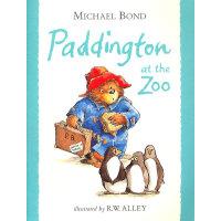 "Paddington at the Zoo ""小熊帕丁顿-经典图画故事第二辑""园林篇之《小熊帕丁顿在动物园》 ISBN"