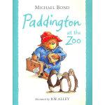 "Paddington at the Zoo ""小熊帕丁顿-经典图画故事第二辑""园林篇之《小熊帕丁顿在动物园》 ISBN9780007917969"