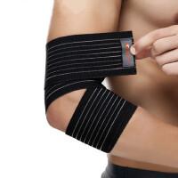 运动护具 绷带加压护肘 篮球 瑜伽 骑行肘部护具护肘绷带
