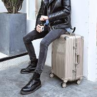 铝框行李箱男26寸拉杆箱女24寸旅行箱万向轮20寸登机密码箱子