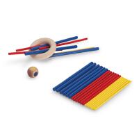MiDeer弥鹿 小猪搭木棍游戏棒儿童桌面游戏亲子互动桌游动手玩具