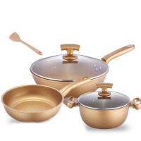 炒锅  汤锅  炒锅锅    锅具套装   煎锅  电磁炉通用 烹饪三件套