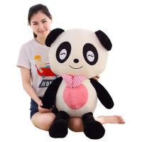 可爱表情熊猫玩偶公仔 毛绒玩具熊大号生日礼物女生抱抱熊猫娃娃