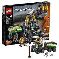 当当自营LEGO乐高Technic/机械组系列多功能林业机械42080塑料积木玩具