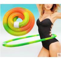家用户外软弹簧加重呼拉圈健身减肥器呼啦圈男女士成人瘦腰收腹瘦身圈