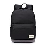 双肩包男女学生书包时尚潮流背包休闲电脑包旅行包潮